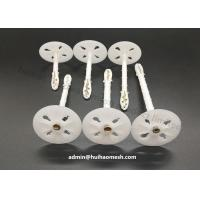 Buy cheap Plastic Insulation Fixing Pins Of Jointless Facade Thermal Insulation Systems from wholesalers