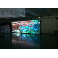 Best Iron Cabinet Material Outdoor LED Displays P6 Large Viewing Angle wholesale
