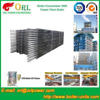 Best Condensing CFB Boiler Economizer Coil / Economiser In Power Plant power plant economizer wholesale