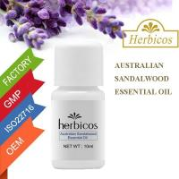 Best 10ml Australian Sandalwood Pure Essential Oils / Sandalwood Essential Oil  wholesale