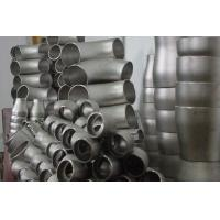 Best Alloy / Carbon Stainless Steel Pipe Fittings Welded , Steel Tube Fittings 45° Elbow wholesale