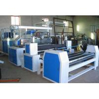 Best Full Automatic Plastic Sheet Making Machine / PE Winding Film Equipment wholesale