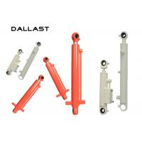 Best ISO9001 Garbage Truck Hydraulic Cylinders ,  Long Stroke Hydraulic Oil Cylinder Ram wholesale