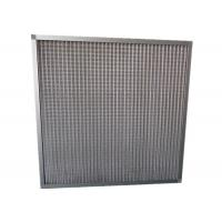 Best MERV 11 Household Portable Mesh Panel Air Filter Pre Filter With Aluminum Frame wholesale
