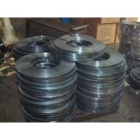 Best Prime blue Cold Rolled Steel Strip With High Quality Carbon Structured Steels For Packing wholesale