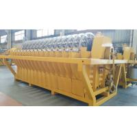 Quality TT-120 6 Square Meter Ceramic Vacuum Filter Yellow Color CE Certified For Mining wholesale
