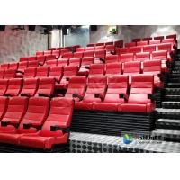 Best Ultra Energy Saving 4D Movie Theater With Environmental Effects Simulation wholesale