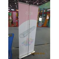 Best Horizontal Retractable Display Banners Waterproof For Advertising / Events 80*200cm wholesale