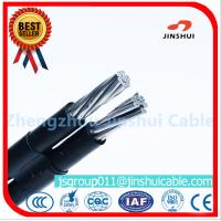 Best 2 * 16 Sq Mm Electrical Cable , Overhead Electrical Conductors 33kv Cable wholesale