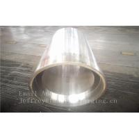 Best F53 Super Duplex Stainless Steel Sleeves  , Forged Valve Body Blanks ASTM-182 wholesale