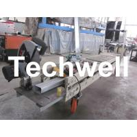 """Best 2"""" * 3"""", 3"""" * 3"""", 3"""" * 4"""" Custom Portable Downspout Forming Machine wholesale"""