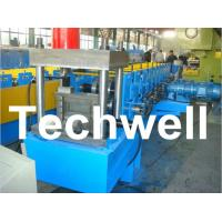 Best U Section Roll Forming Machine With 12 Forming Station For 1.5 - 3.0mm Thickness wholesale
