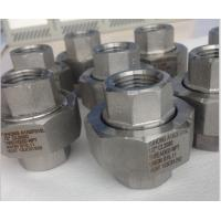 Best Stainless Steel Forged Fitting , ASME B16.11 , MSS SP-79 , And MSS SP-83. Superior Corrosion Resistance wholesale