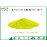 Brill Yellow P-6Gs  Fiber Reactive Dye C.I. Yellow 95 Fabric Dyes For Cotton