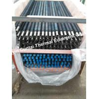 China High Frequency Resistance Welded Helical Fin Tubes , Low Integral Fin Tube on sale