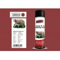 Best Xiali Red Color Marking Spray Paint Evaluate For Respiratory Distress wholesale