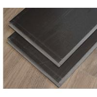 Cheap anti-bacterial wear resistant uv coating embossed PVC click vinyl flooring planks for sale
