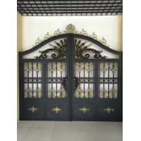 Cheap Courtyard Gate garden plant accessories with Optional Model 120W 1200N 4.5m for sale