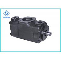 Best Tokimec Hydraulic Vane Pump High Volumetric Efficiency Dual - Metal Material wholesale