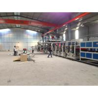 Best 315KW 40TONS Aluminum Composite Panel Production Line Three Roller Compressor wholesale