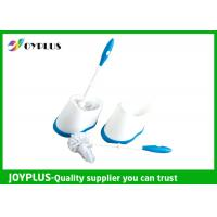 Best Professional Toilet Cleaning Items TPR Material Toilet Bowl Brush And Holder wholesale
