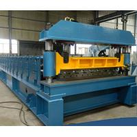 Best PLC Control Sheet Metal Forming Equipment Roof Tile Forming Machine wholesale