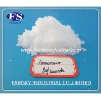 Best Ammonium Bifluoride(Fairsky)98%Min & Mainly used on the Glass Etching; Metal surface treatment wholesale