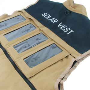 Best High Quality Solar Safty LED Vest wholesale