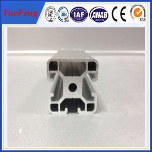 3D printer parts T slot aluminium extruded sections aluminium frames profile 2020,4040