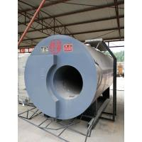 China Low Pressure Biomass Fired Steam Boiler Single Cylinder With Waterproof Casing on sale