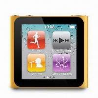 Buy cheap Flash MP4 Player with 1.8-inch Screen, Built-in TF Card Slot and Shakable from wholesalers