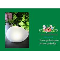 Best Outdoor Solar Garden Lights , LED Solar Stone Light 16.8 x 14.5 x 10.7cm wholesale
