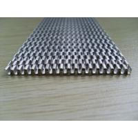 China Various Heat Exchanger Fins For industrial , heat exchanger plate on sale