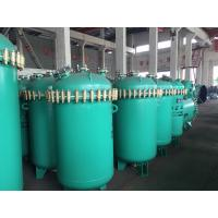 ASME Certificate Glass Lined Pressure Tank with Germany Enamel for Bromine