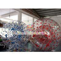 Best Inflatable Bubble Body Zorb Ball For Kids Australian Standards AS3533 wholesale