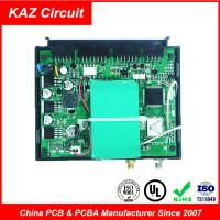 Buy cheap ENIG / HASL PCB Design 4 Layers  For GPRS Backstage Control Board from wholesalers