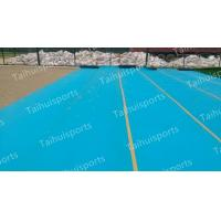 Best Rugby Field Artificial Grass Underlay Shock Absorption Labosport Certified wholesale