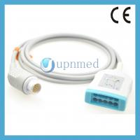 Best M1949A Philips 10 lead EKG Trunk cable M1663A or 989803144791 for EKG Cable with leadwires, 3.5M,TPU Cable wholesale