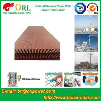 Best Longitudinal Membrane Water Wall Thermal Insulation ISO9001 Certification wholesale
