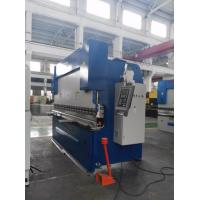 Cheap Stainless Steel Door CNC Press Brake Machine With High Strength Gooseneck Tools for sale