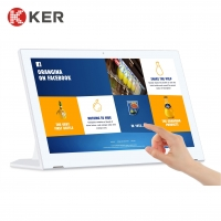 Best 8GB 15.6'' All In One PC Touch Screen RK3368 Chipset wholesale