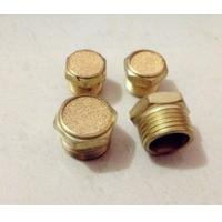China copper sintered sintered copper powder sound muffler on sale