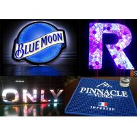 Best Indoor Full Color Brand Logo LED Display Customized Shape Creative LED Brand Screen wholesale