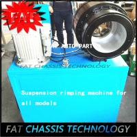 Best Hydraulic Hose Crimping Machine for BMW 7 Series Air spring Suspension TS16949 wholesale