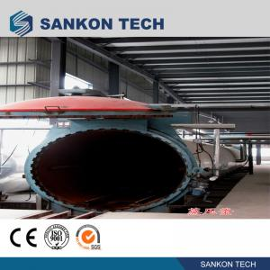 Best Working Pressure 1.6MPa Autoclave AAC Block Plant Machinery wholesale
