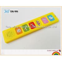 Popular 6 Button Sound Book Module Indoor Educational Toys