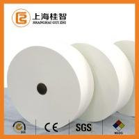 Best White Polyester Non Woven Fabric Cotton Nonwoven Raw Material Customised wholesale