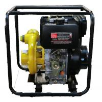 Best 3 Inch Diesel Fuel Driven High Pressure Water Pump 5.5L Fuel Tank KDP30HS wholesale