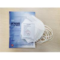Best Nonwoven KN95 Disposable Protective Mask 4 Layers Civil Respirator Mask wholesale