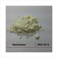 Best CAS 965-93-5 Metribolone Tren Anabolic Steroid 98% Assay for Bodybuilding wholesale